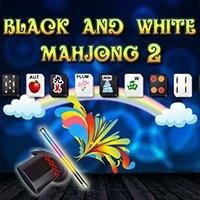 Mahjon Black White 2 Untimed